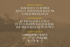 Web Font Ghania Font Product Image 4