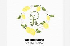 Lemons & Sunshine - Svg Bundle Product Image 6