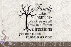 Family Like branches on a tree Product Image 1