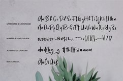 Saragit   A Modern Brush Font Product Image 4