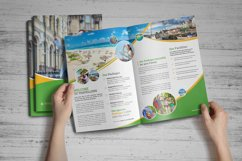 Holiday Travel Bifold & Trifold Brochure v2 Product Image 6