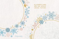 Sparkling snowflakes collection Product Image 5