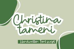 Christina Tameni Product Image 1