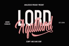 Aquilland - Font Duo Product Image 1