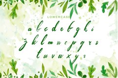 Meadows   Textured brush script font Product Image 5