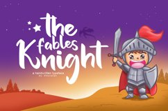 The Fables Knight Product Image 1