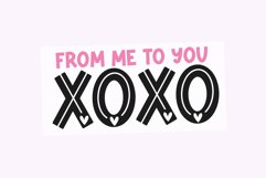 Love Love - Cute Valentine's Day Font Product Image 3