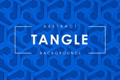Tangle Abstract Backgrounds Product Image 1