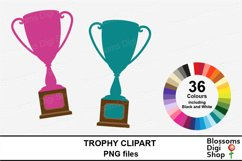 Trophy Clipart Product Image 1