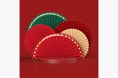Chinese New Year Mockup Scene Product Image 4