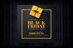 Black Friday Flyer Product Image 1