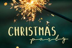 6 Fonts Christmas Collection Product Image 4