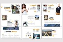 Pathbull- Keynote Template Product Image 3