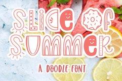 Slice of Summer, Symbols Font Product Image 1