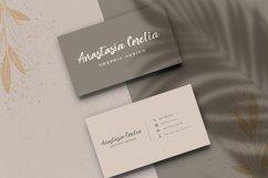 Amelliz - Calligraphy Brush Font Product Image 2