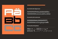 SB Sonar - Futuristic Font Product Image 4