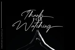 Creattion - a Ink Stylish Signature Font Product Image 13