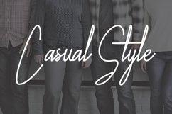 Galliyani Handwritten Font Style Product Image 4