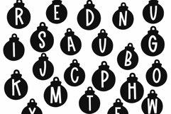 Web Font Lights - A Fun Holiday Font Product Image 3