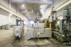 Factory shop for metal smelting Product Image 1