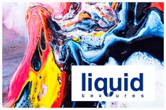 Textures liquid watercolor acrylic marble Product Image 1