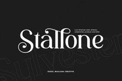 Wallace - Decorative Serif Font Product Image 7