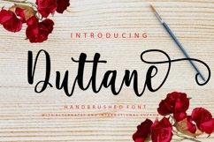 Duttane Script Product Image 1