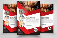 Financial Adviser Flyer Templates Product Image 1