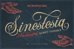 Sinestesia Script (40% OFF) Product Image 1