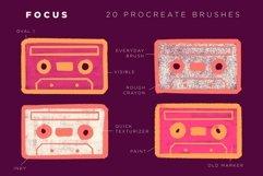 Focus - Procreate Brushes Product Image 5