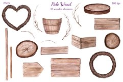 Pale Wood Product Image 2