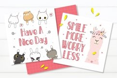 Bambynos - Cute Display Font Product Image 4