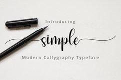 Simple Script Product Image 1