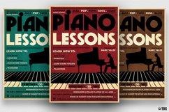 Special Pianist Flyer Bundle Product Image 5