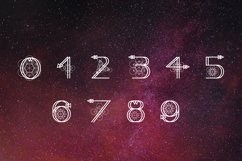 Sacred Geometry Font Product Image 2