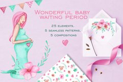 Beautiful period of pregnancy Product Image 1