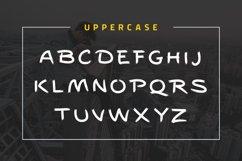 Michael Brush Display Font Product Image 4