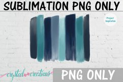 Sublimation Water Color Brushstrokes 300dpi PNG Product Image 1