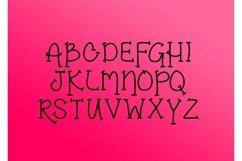 Kooky Loops Handlettered Font Product Image 2