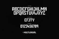 Blight Typeface Product Image 5