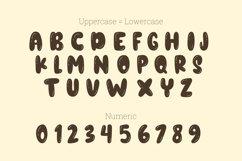 Orange juice playful font Product Image 5