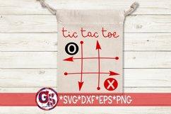 Valentine's Day | Tic Tac Toe Bundle SVG DXF EPS PNG Product Image 5