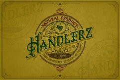 The heritages Palace Vintage Typeface Product Image 3