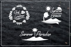Harmonic Script With Summer Illustration Package Bundle Product Image 4