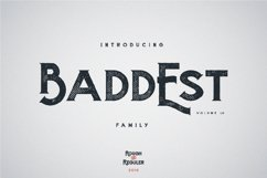 Baddest Family - Vol.1 Product Image 1