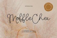 Moffle Chee Handwritten Product Image 1
