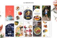 Instagram Stories - Detox Week Ed Product Image 5