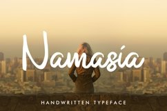 Namasia   Natural Script Product Image 1