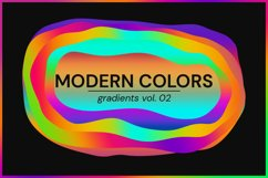Modern Colors - Gradients Vol. 02 Product Image 1