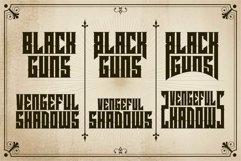 Eternal Ego Blackletter Font Product Image 3